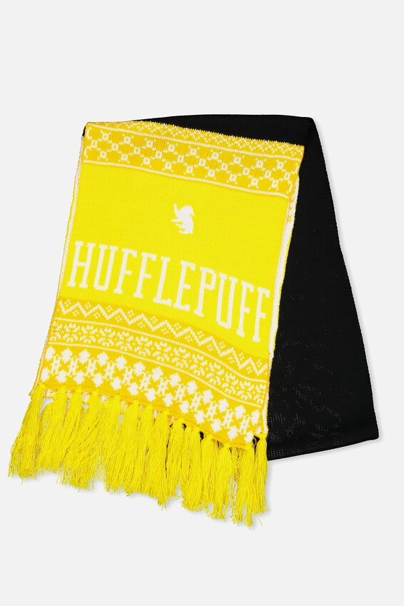 Harry Potter Scarf, LCN HP HUFFLEPUFF
