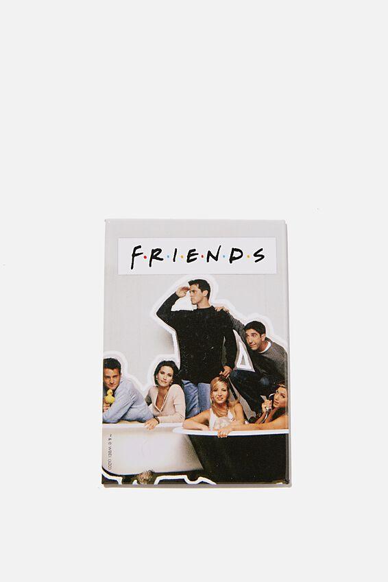 Friends Quirky Magnet, LCN WB FRI FRIENDS BATH