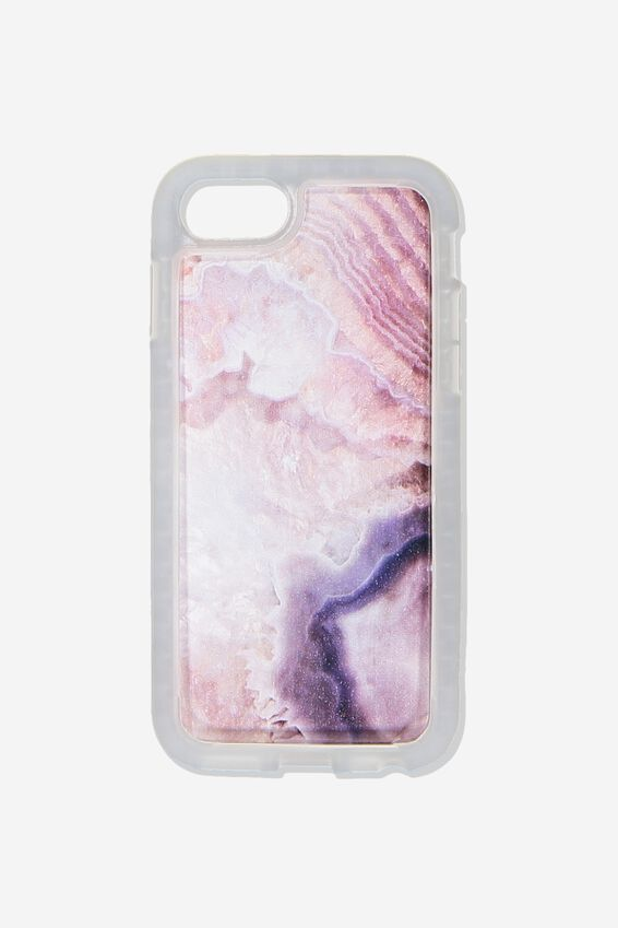 Superior Phone Case Universal 6,7,8, MOODY MARBLE STONE