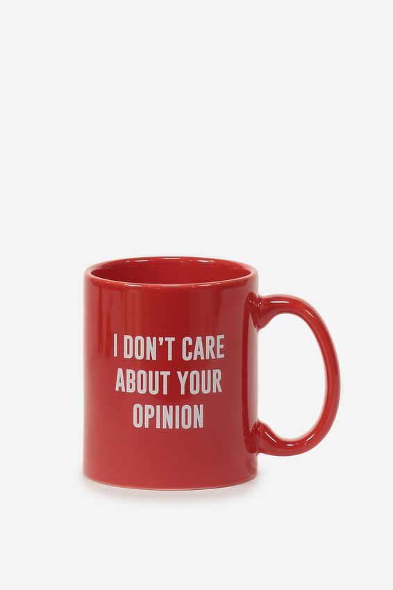 Anytime Mug, DON'T CARE