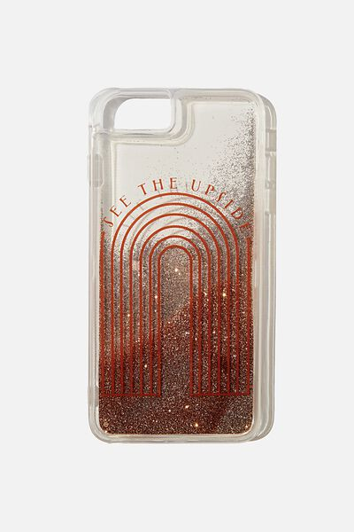 Shake It Phone Case 6,7,8 Plus, SEE THE UPSIDE