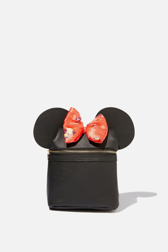 Disney Micro Backpack, LCN MINNIE MOUSE