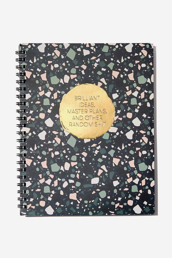 A4 Campus Notebook - Rec, MASTER PLANS