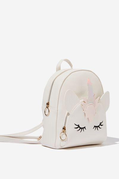 Sunset Mini Backpack, UNICORN FACE