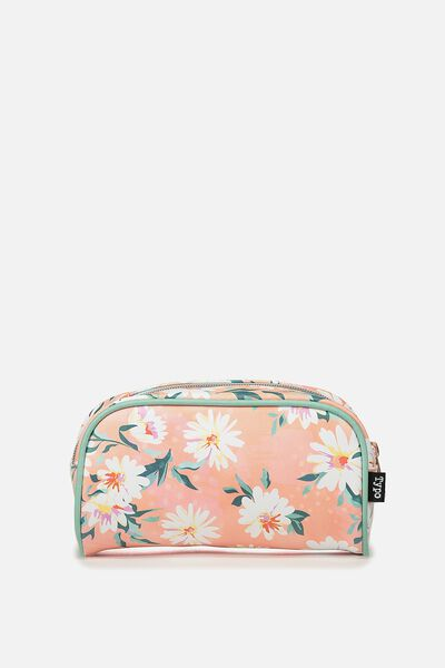 Essential Pencil Case, PINK FLORAL