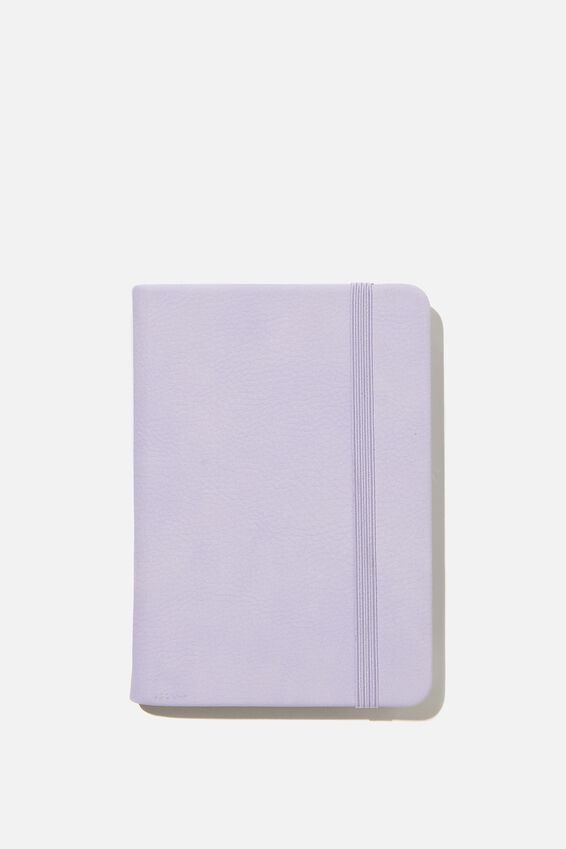 A6 Buffalo Journal, PALE LILAC