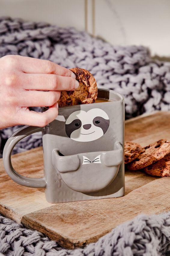 Cookie Mug, SLOTH