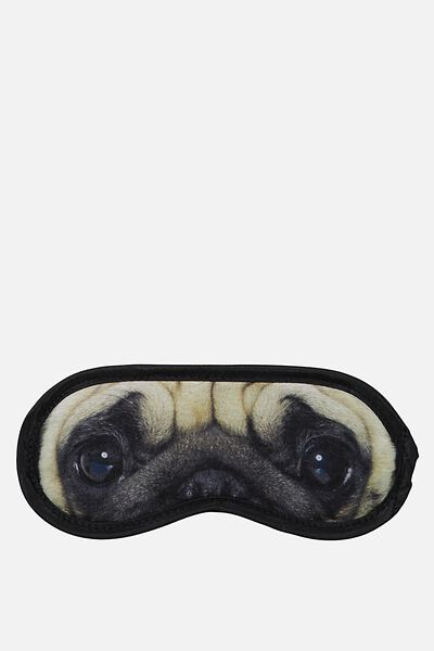Easy On The Eye Sleep Mask, PUG