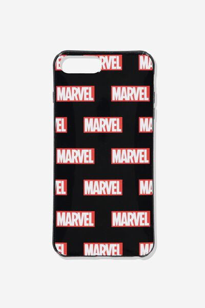 Printed Phone Cover 6,7,8 Plus, LCN MAR MARVEL