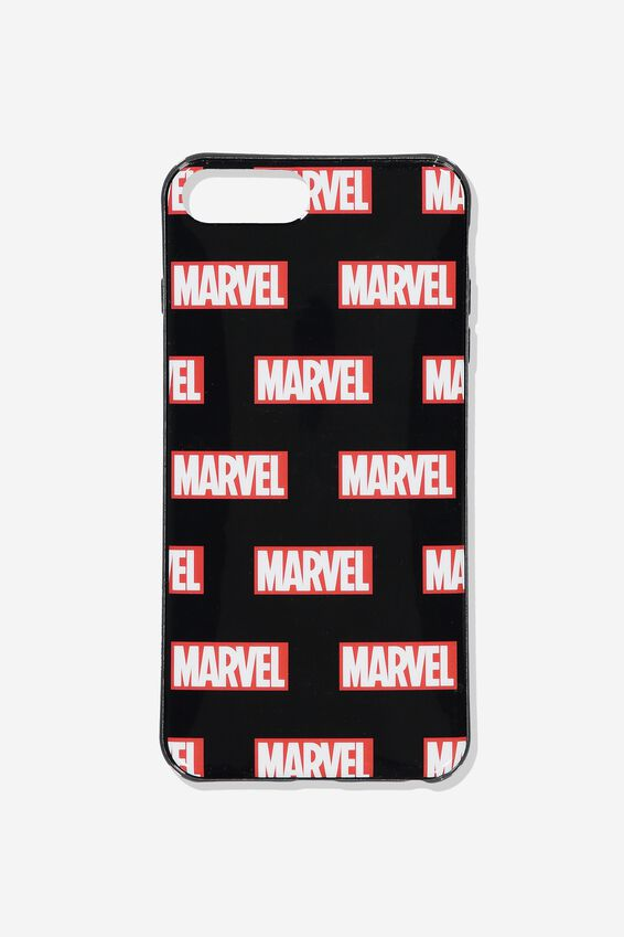 Printed Phone Cover 6,7,8 Plus, LCN MAR MARVEL