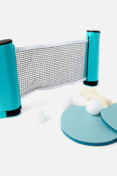Adjustable Ping Pong, GAME ON