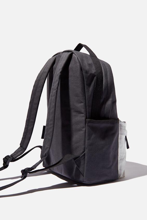 Exclusive Alumni Backpack, LCN WB SPACE JAM BLACK