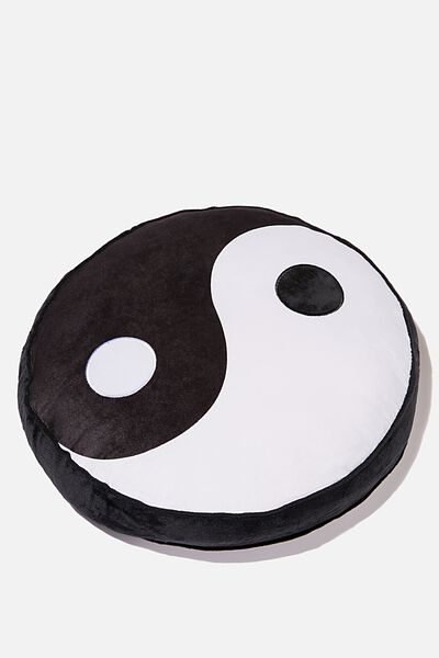 Get Cushy Cushion, PLUSH YIN YANG