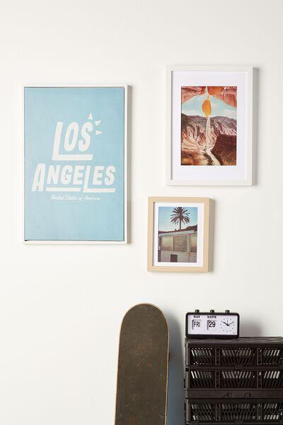 40 X 60 Canvas Art, LOS ANGELES
