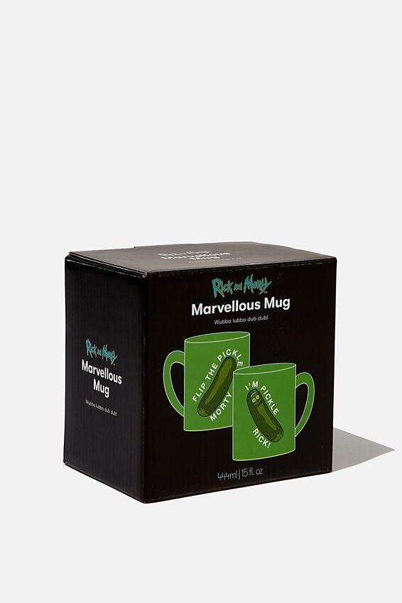 The Marvellous Mug, LCN CNW RM PICKLE RICK