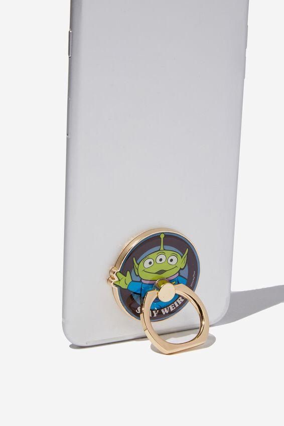 Toy Story Metal Phone Ring, LCN DIS ALIEN