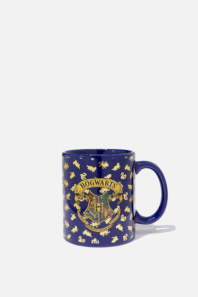 Anytime Mug, LCN WB HPO HOGWARTS CREST