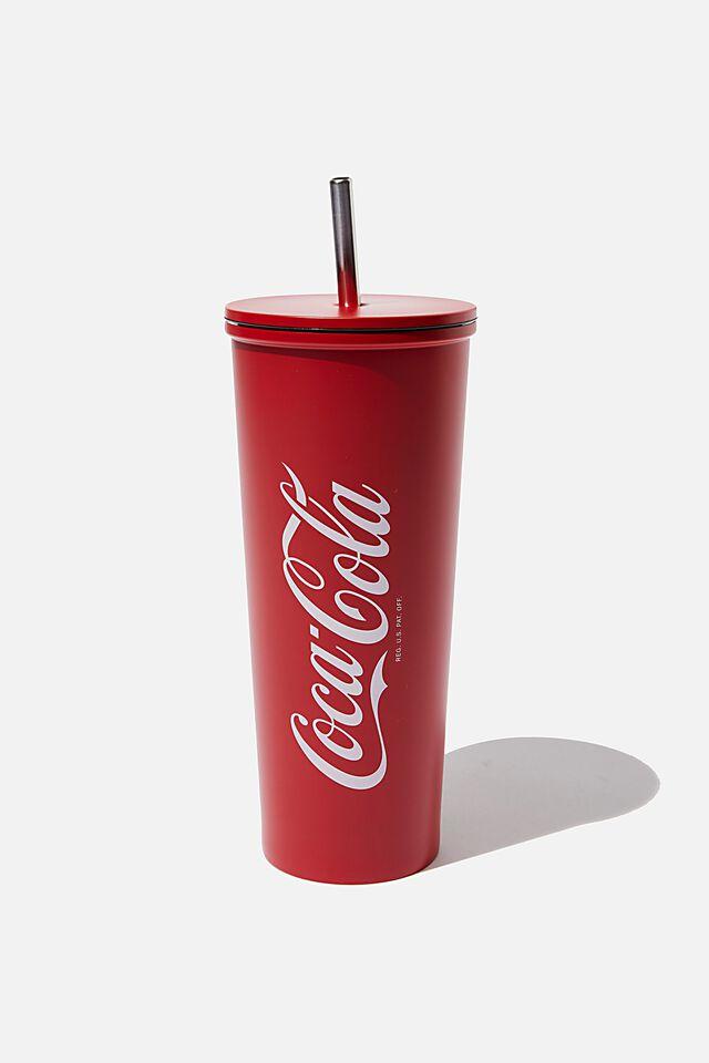 Coca Cola Metal Cup, LCN COK COCA COLA