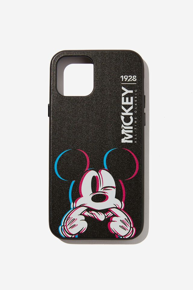 Protective Phone Case Iphone 12, 12 Pro, LCN DIS DIGI MICKEY