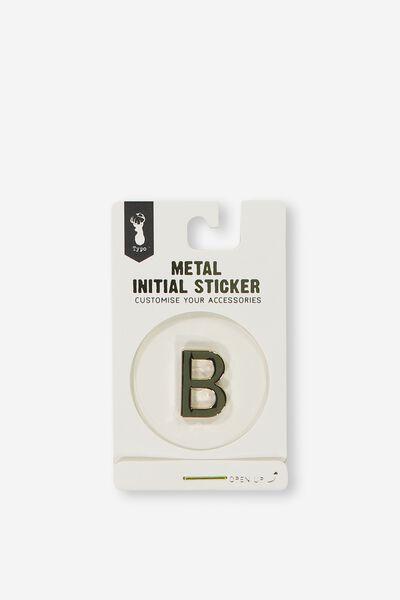 Metal Stickers, GOLD B