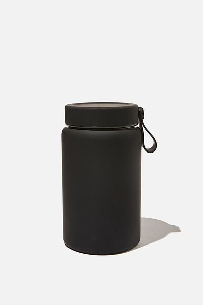 Explorer Thermal Flask, BLACK