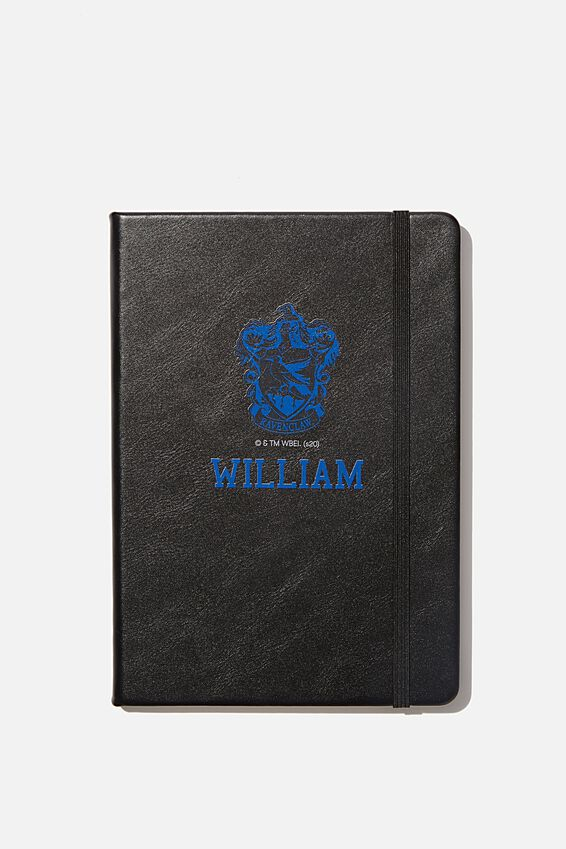 Harry Potter Personalised A5 Buffalo Journal, LCN HARRY POTTER