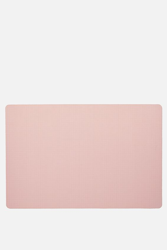 A2 Jumbo Mouse Pad, PINK GRID