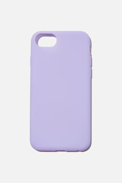 Recycled Phone Case iPhone 6, 7 ,8, SE, PALE LILAC