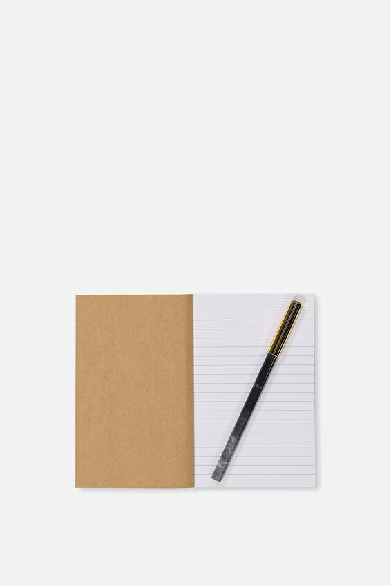 Initial Notebook Set, T - WHITE