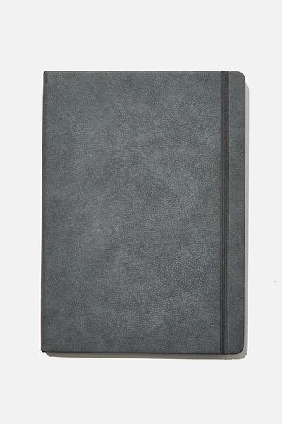 "A4 Buffalo Journal (8.2"" x 11.6""), WELSH SLATE"