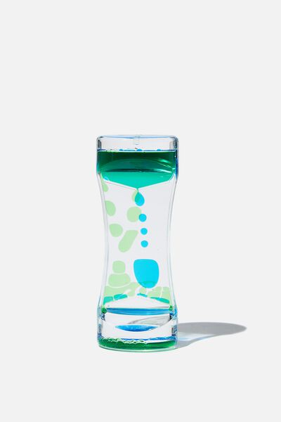 Liquid Motion, BLUE GREEN