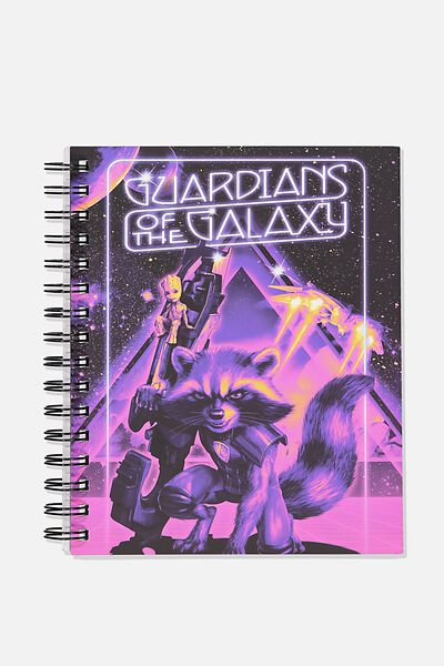 A5 Campus Notebook-V, LCN MAR GG GUARDIANS OF THE GALAXY