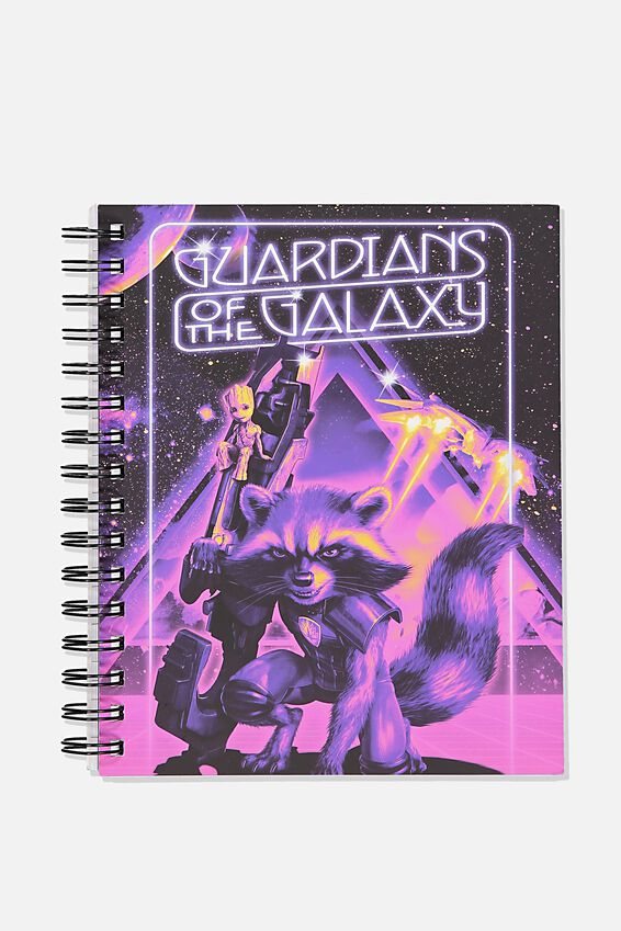 A5 Marvel Campus Notebook - V, LCN MAR GG GUARDIANS OF THE GALAXY