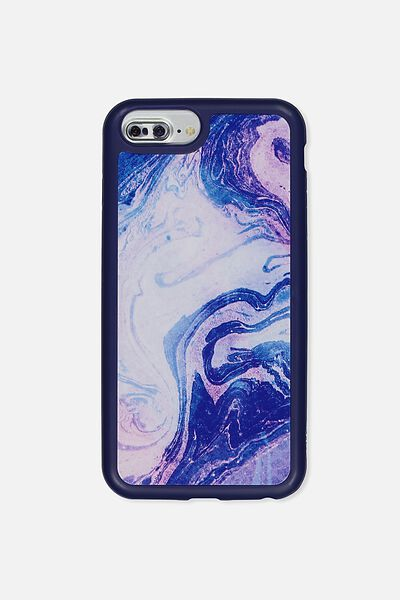 The Superior Phone Cover 6,7,8 Plus, MERMAID MARBLE
