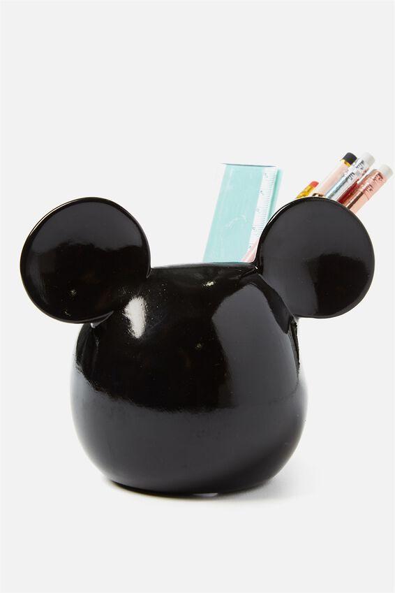 Mickey Pen Holder, LCN MICKEY HEAD