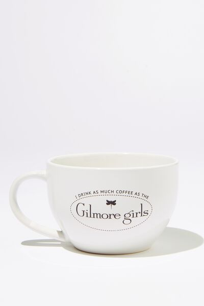Big Mouth Mug, LCN WB GILMORE GIRLS