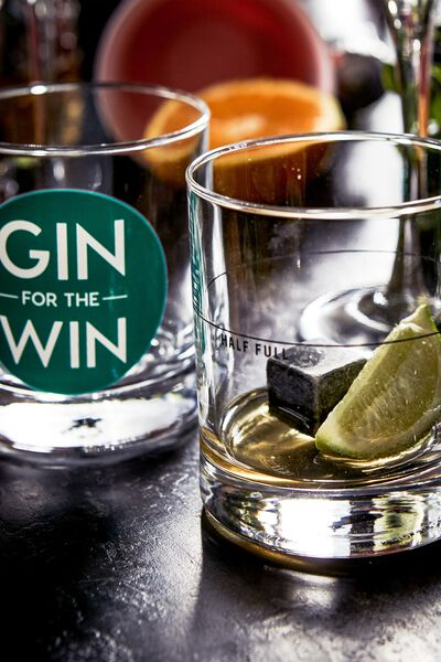 Gin Drinker Set, GIN FOR THE WIN!