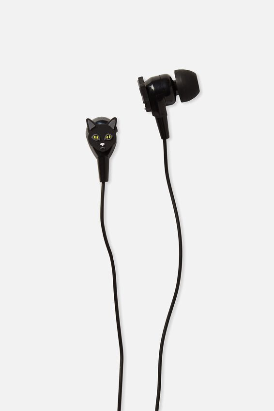 Novelty Earphones, CAT