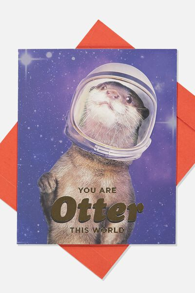 Love Card, OTTER THIS WORLD