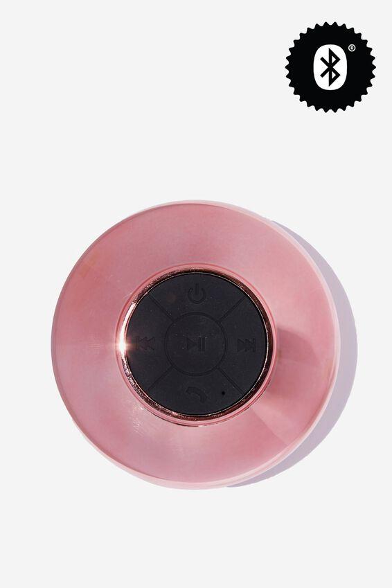 Shower Speaker, SHINY ROSE