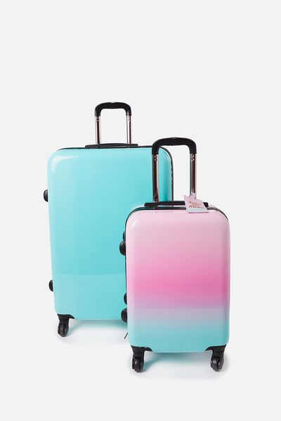Suitcase Luggage Bundle, OMBRE