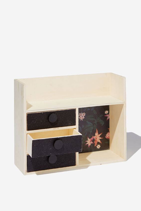 Store & Drawer, JUNGLE FLORAL