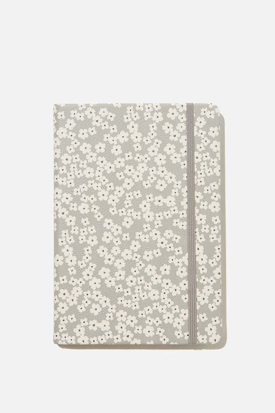 A5 Buffalo Journal, PR CHERRY BLOSSOM COOL GREY