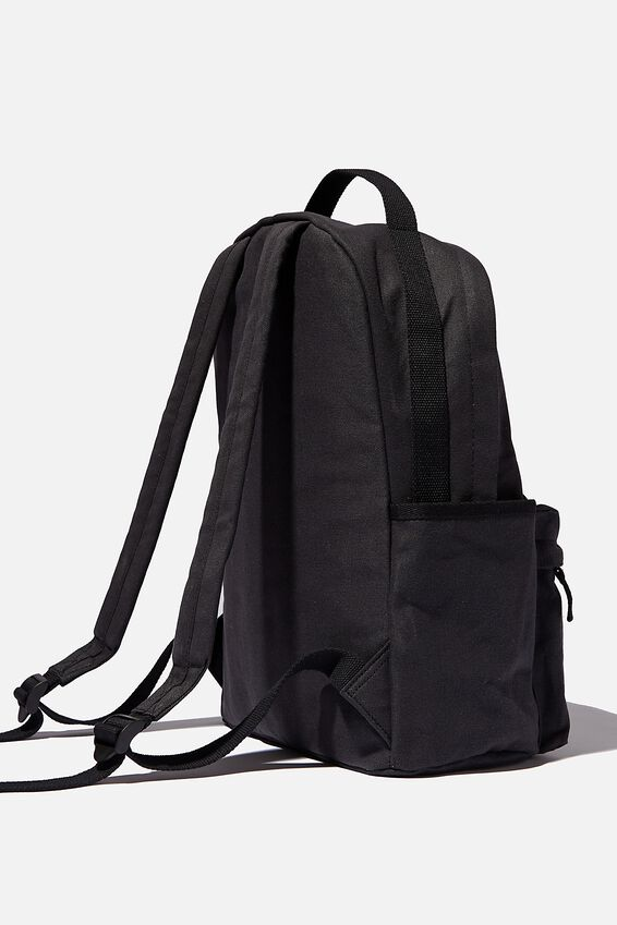 Alumni Backpack, BLACK