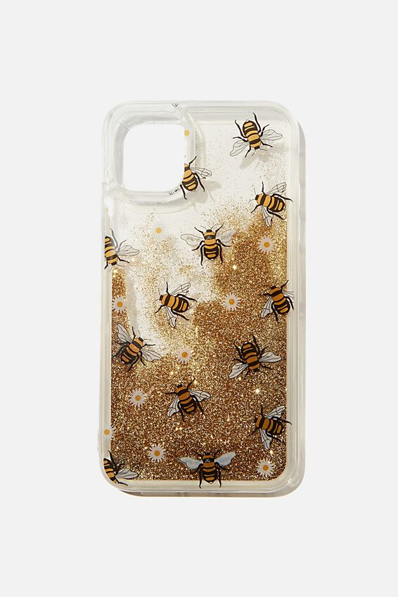 Shake It Phone Case Iphone 11, BUMBLE BEE