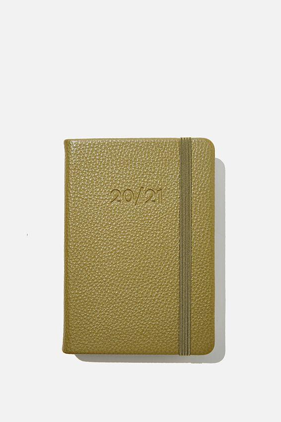 2020 21 A6 Daily Buffalo Diary, KHAKI