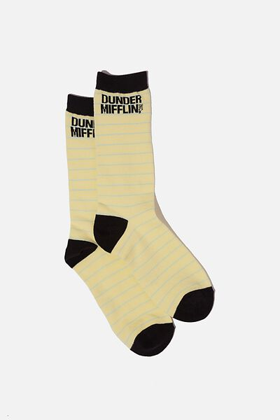 Socks, LCN UNI OF DUNDER MIFFLIN