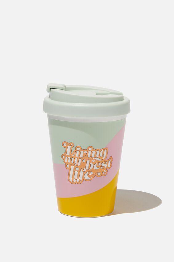 Take Me Away Mug, LIVING MY BEST LIFE