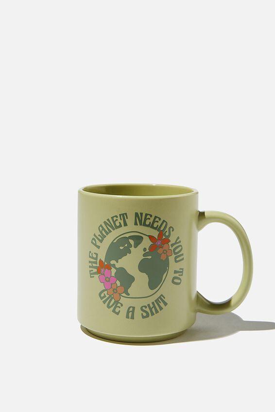 Daily Mug, PLANET NEEDS YOU