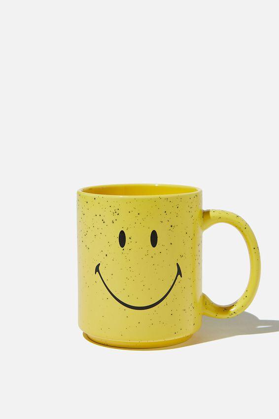 Daily Mug, LCN SMI SMILEY YELLOW FACE